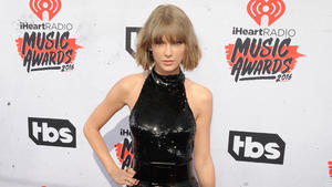 Taylor Swift: Instagram-Comeback fü...