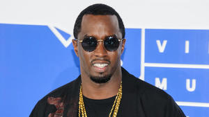 P. Diddy: Mit Naomi Campbell, Lupit...