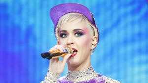 Katy Perry: Manche Texte bleiben be...