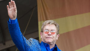 Elton John: Emotionaler Tribut an P...