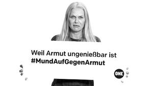Anna Loos: Kampagne mit ONE