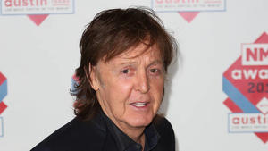 Paul McCartney: Laut 'Forbes' ein B...