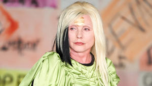 Debbie Harry: Stricken als Therapie