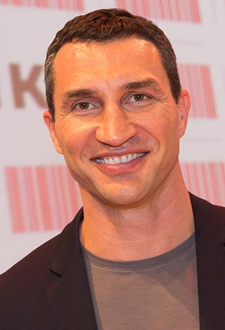 Wladimir Klitschko Größe